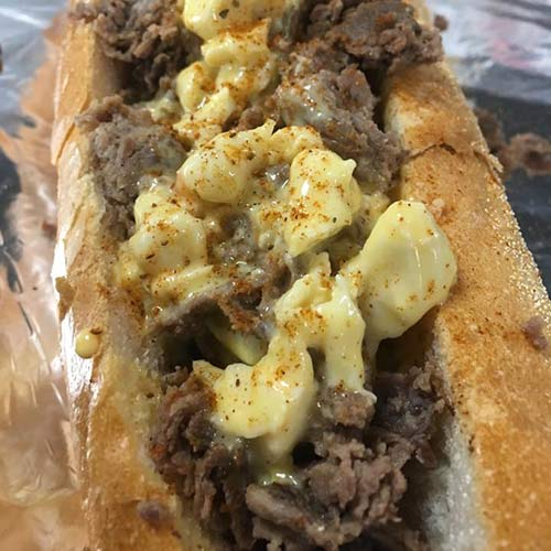 Jersey Shore Cheesesteak